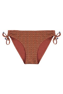 Nancy Brief - rust shimmer