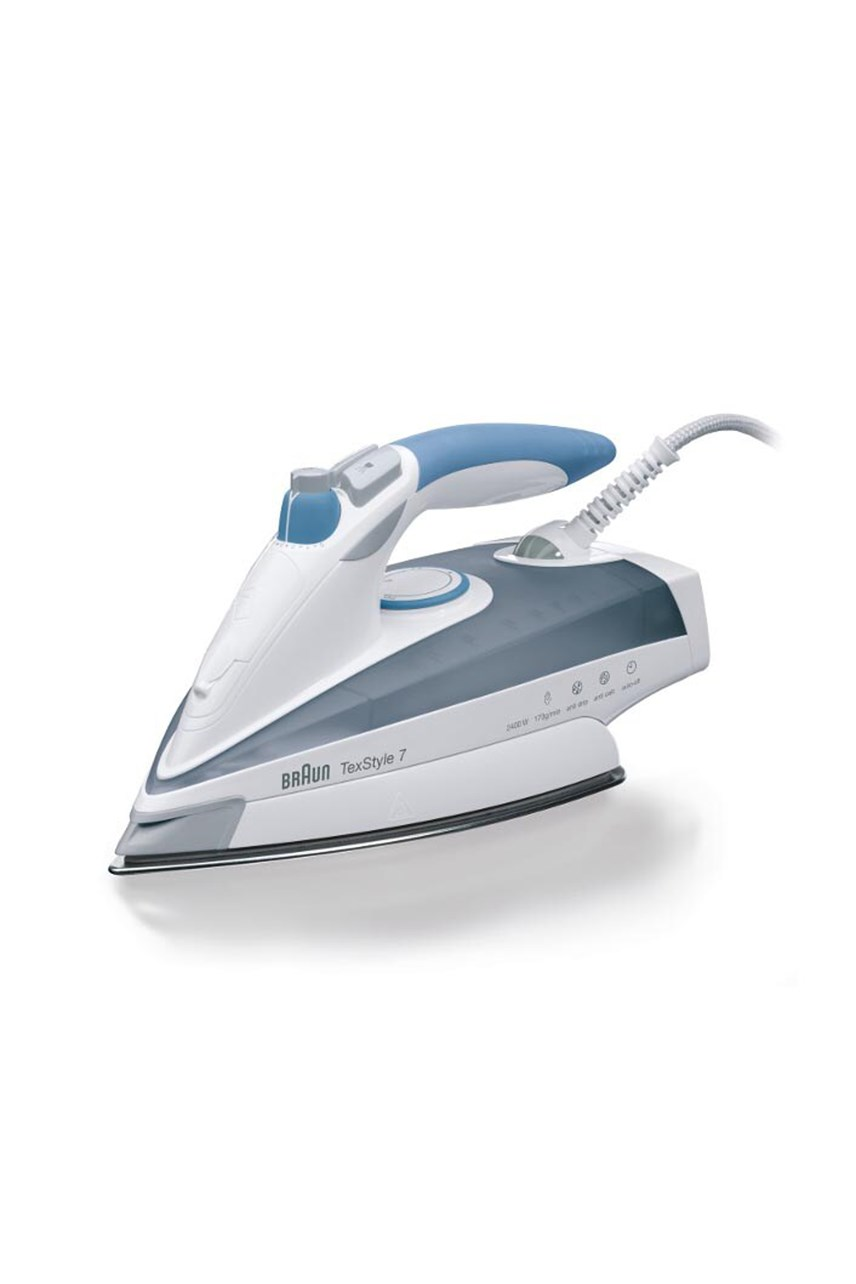 TexStyle 7 Steam Iron with Saphire Soleplate