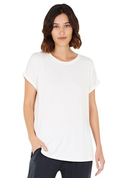 Downtime Lounge Top NAT/WHITE 1
