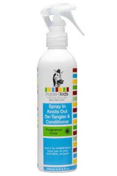Spray In Detangler & Conditioner (Fragrance Free) 1