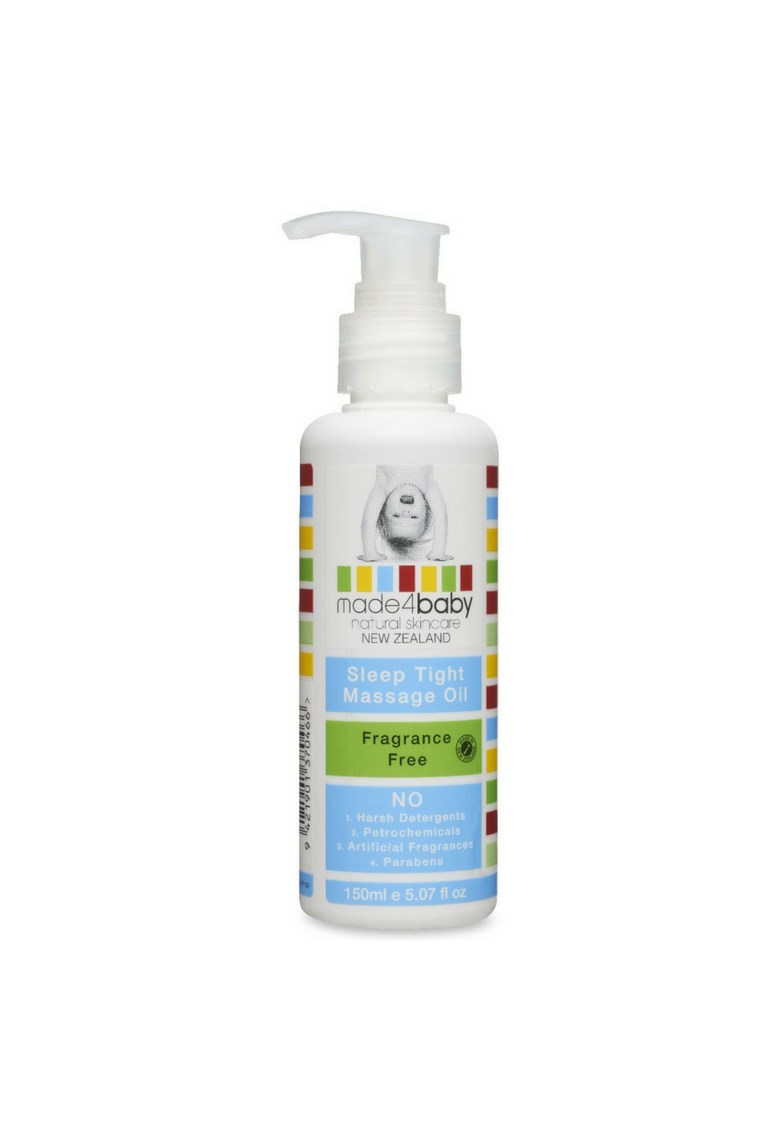 Sleep Tight Massage Oil (Fragrance Free)