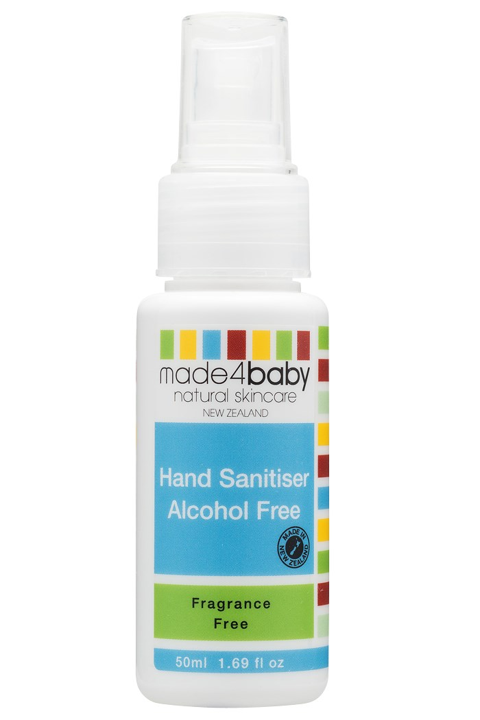 Hand Sanitiser (Alcohol Free)