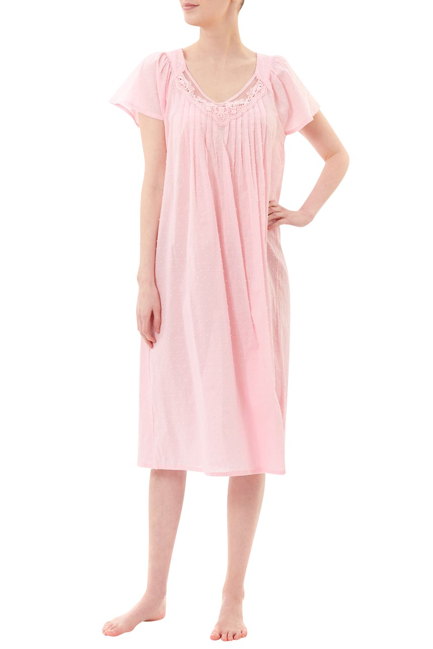 Blossom Mid-Length Nightie