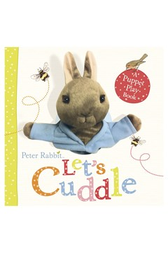 Peter Rabbit Let's Cuddle Puppet Book 1