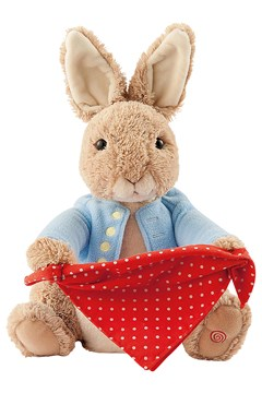 Peter Rabbit Peek-A-Boo 1