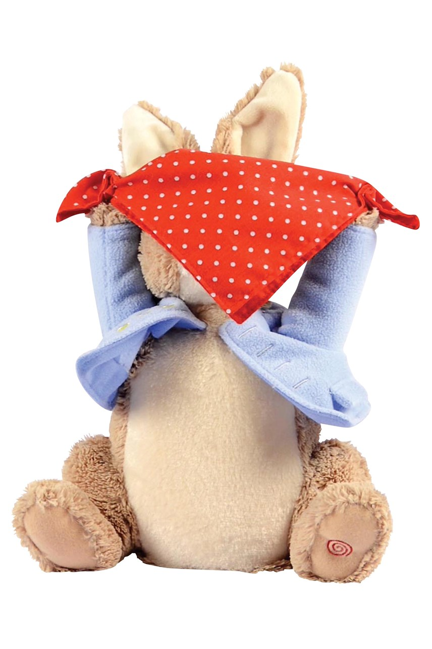 Peter Rabbit Peek-A-Boo