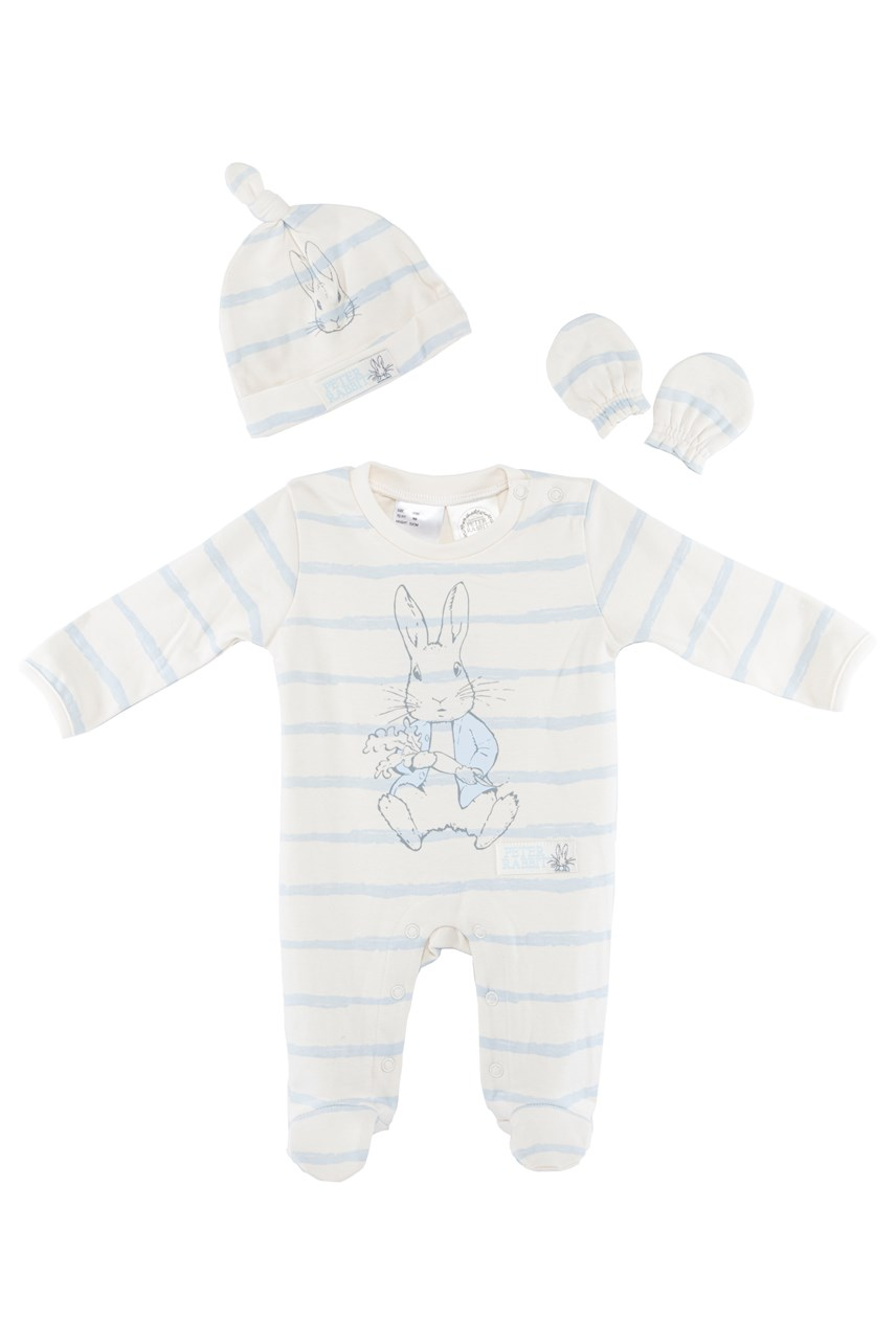 Good Bunny Onesie Set