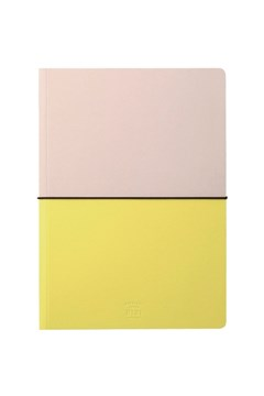 HiBi A5 Notebook YELLOW 1