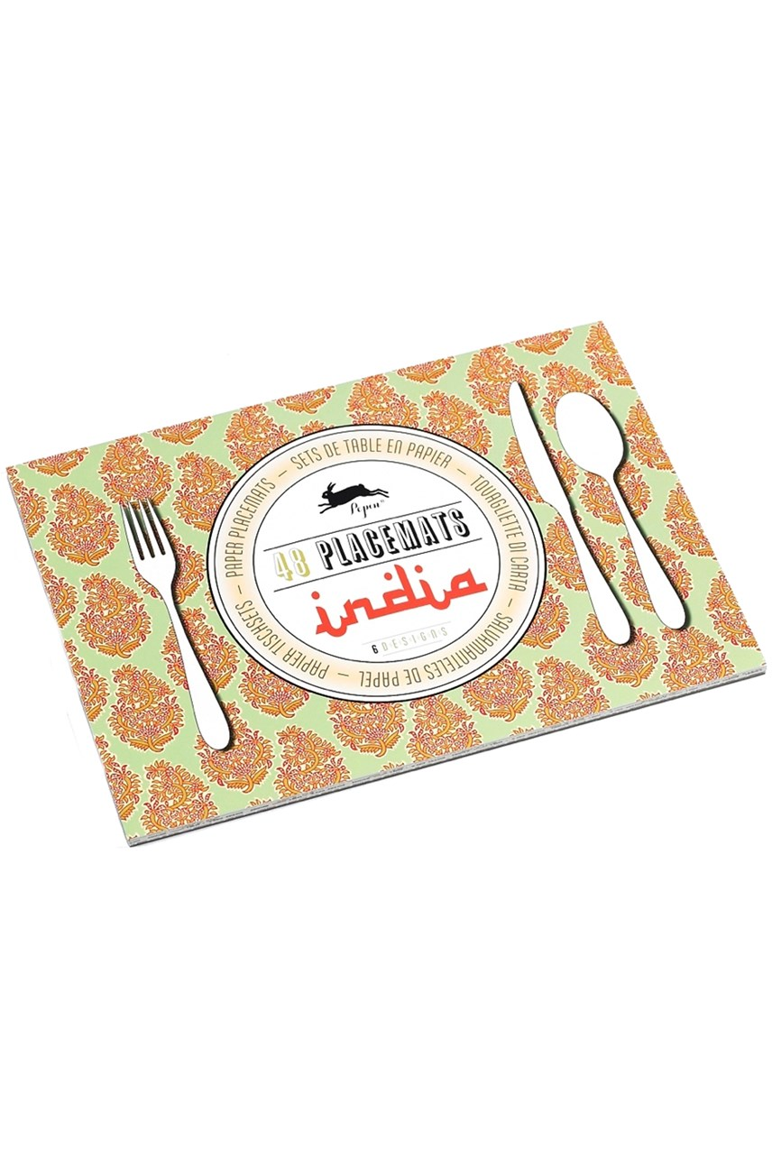 India Placemat Pad