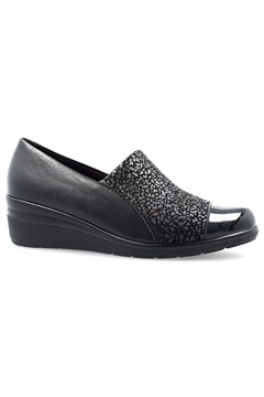 Slip On Shoe BLACK 1