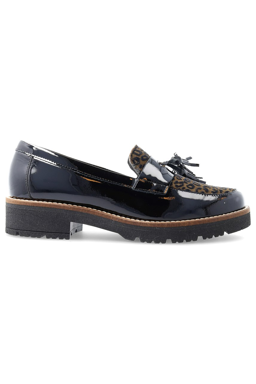 Patent Animal Oxford Loafer