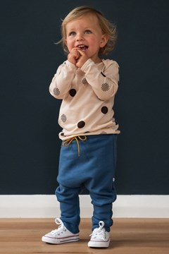 Mini Slouch Tracky - denim