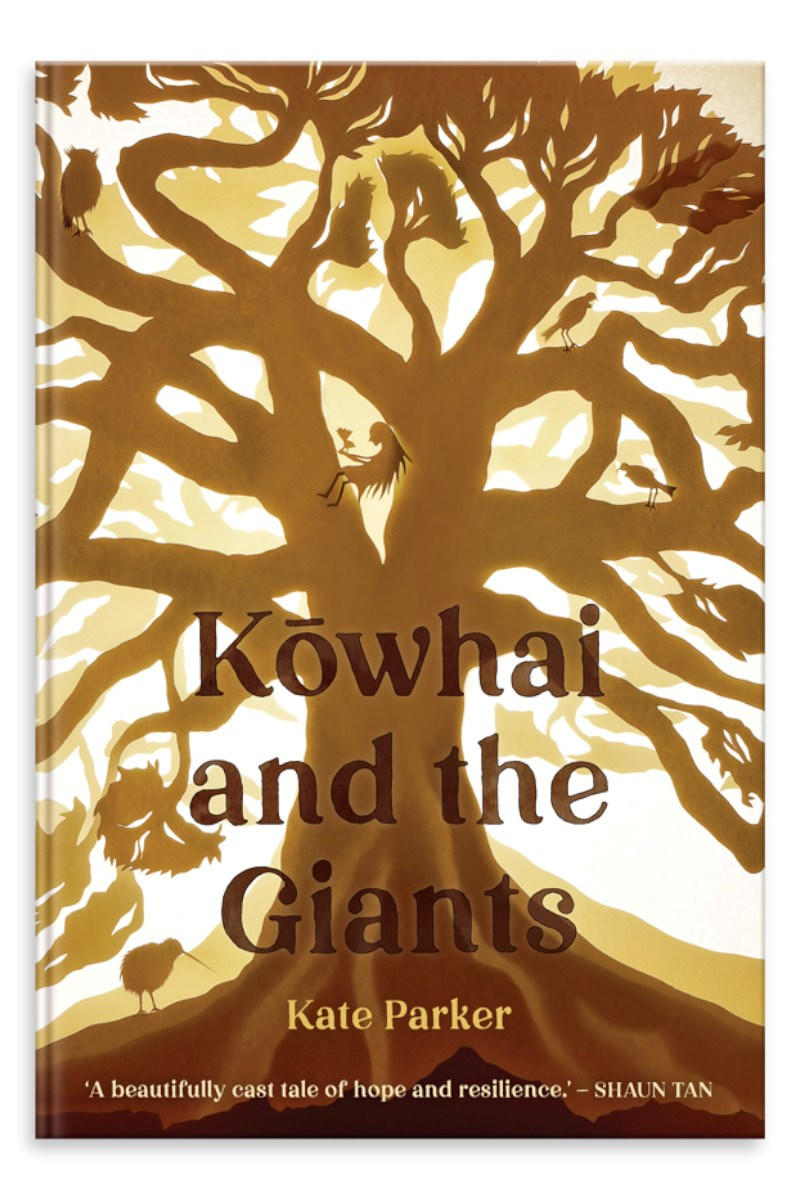 Kowhai and the Giants