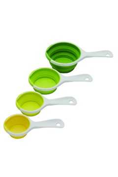 'SleekStor' Collapsible Measuring Cups 1