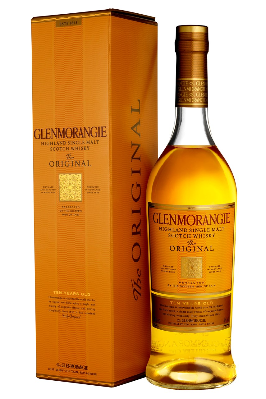 Glenmorangie The Original Single Malt Scotch Whisky