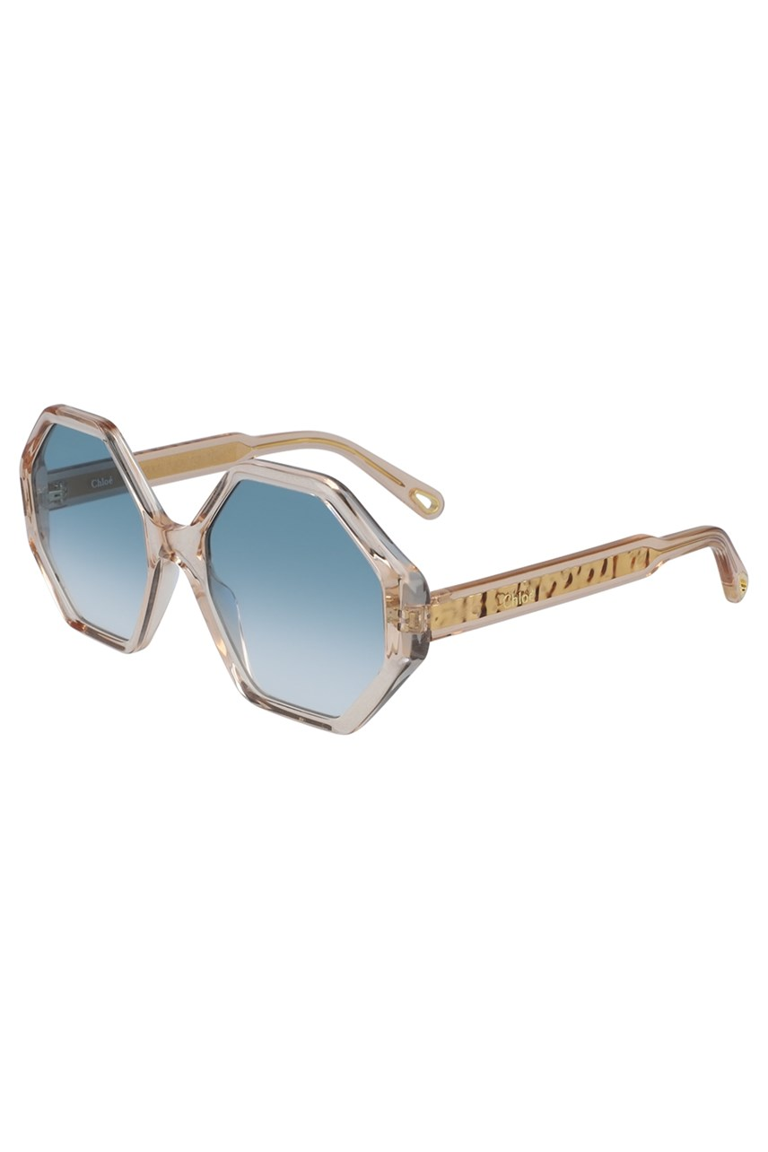 Willow Octagonal Acetate Sunglasses