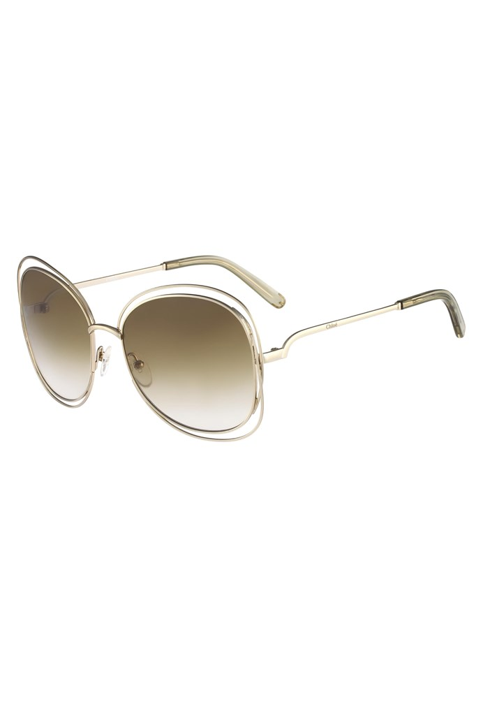 70d9c3f7c1 Oversized Round Sunglasses - CHLOÉ - Smith   Caughey s - Smith and ...