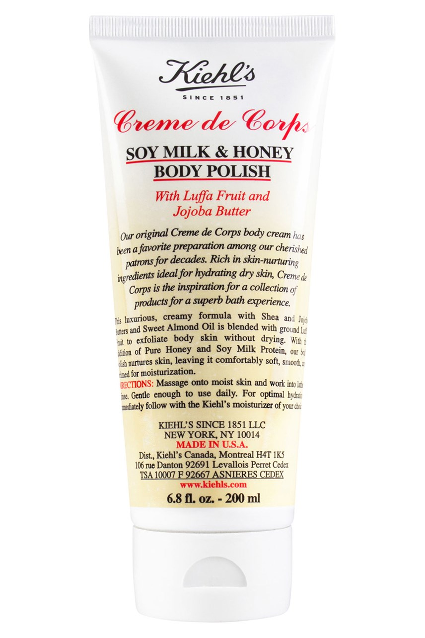Crème de Corps Soy Milk and Honey Body Polish