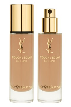 Touche Éclat All In One Glow Foundation - bd60 warm amber