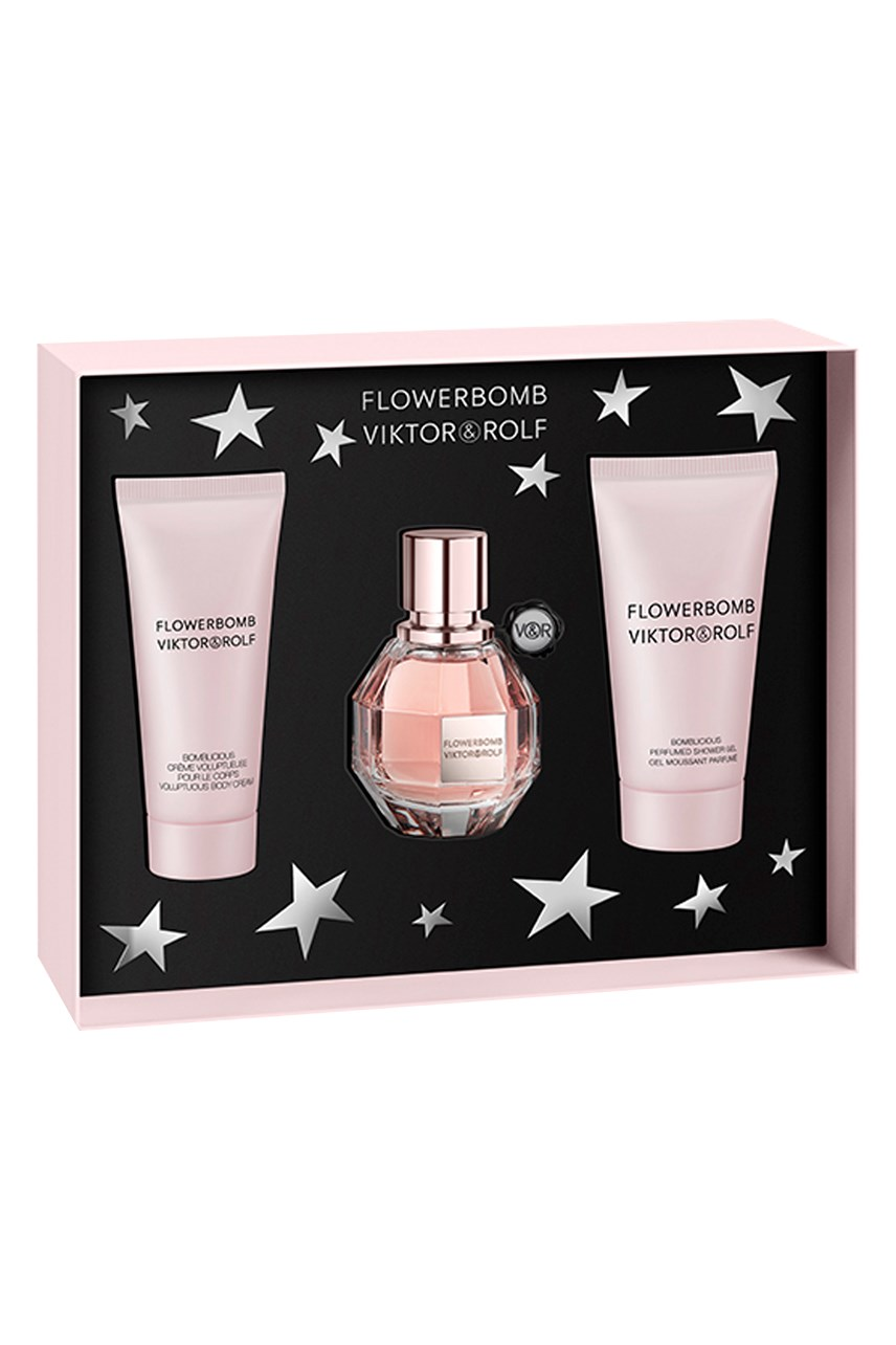 Flowerbomb 30ml Eau de Parfum Fragrance 3-Piece Gift Set