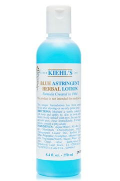 Blue Astringent Herbal Lotion 1