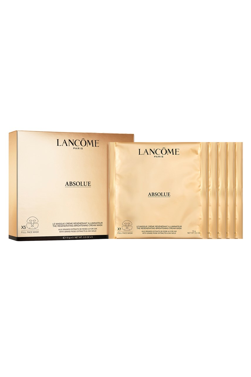 Absolue Precious Cells Golden Cream Mask - 5 Pack
