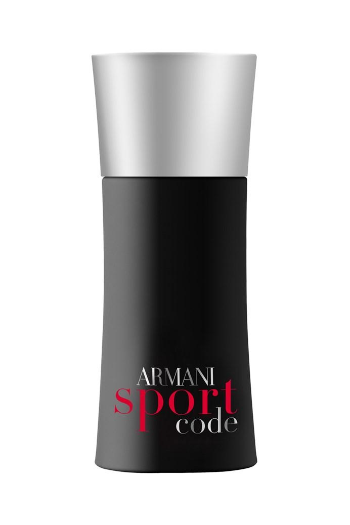 8642699936 Code Men Sport' Eau de Toilette Fragrance Spray - GIORGIO ARMANI ...