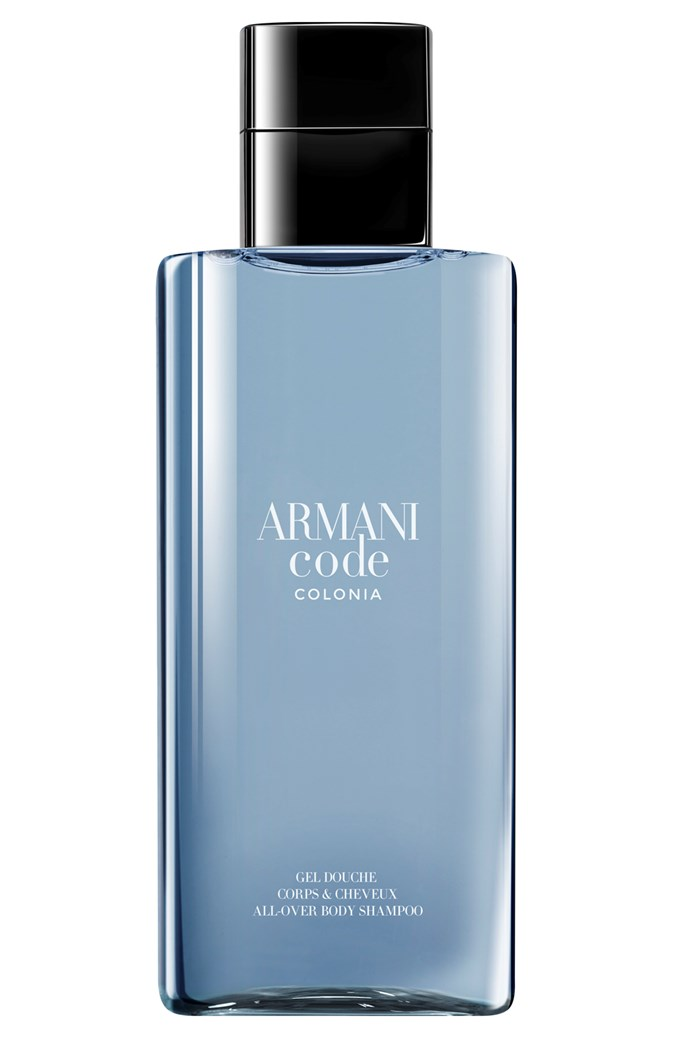 f0ffee8915 Armani Code Colonia All-Over Body Shampoo - GIORGIO ARMANI - Smith ...