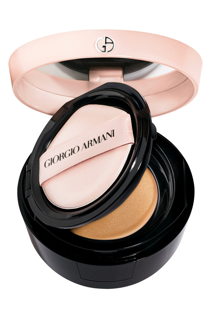 My Armani To Go Essence In Foundation Tone-Up Cushion - Refill Only