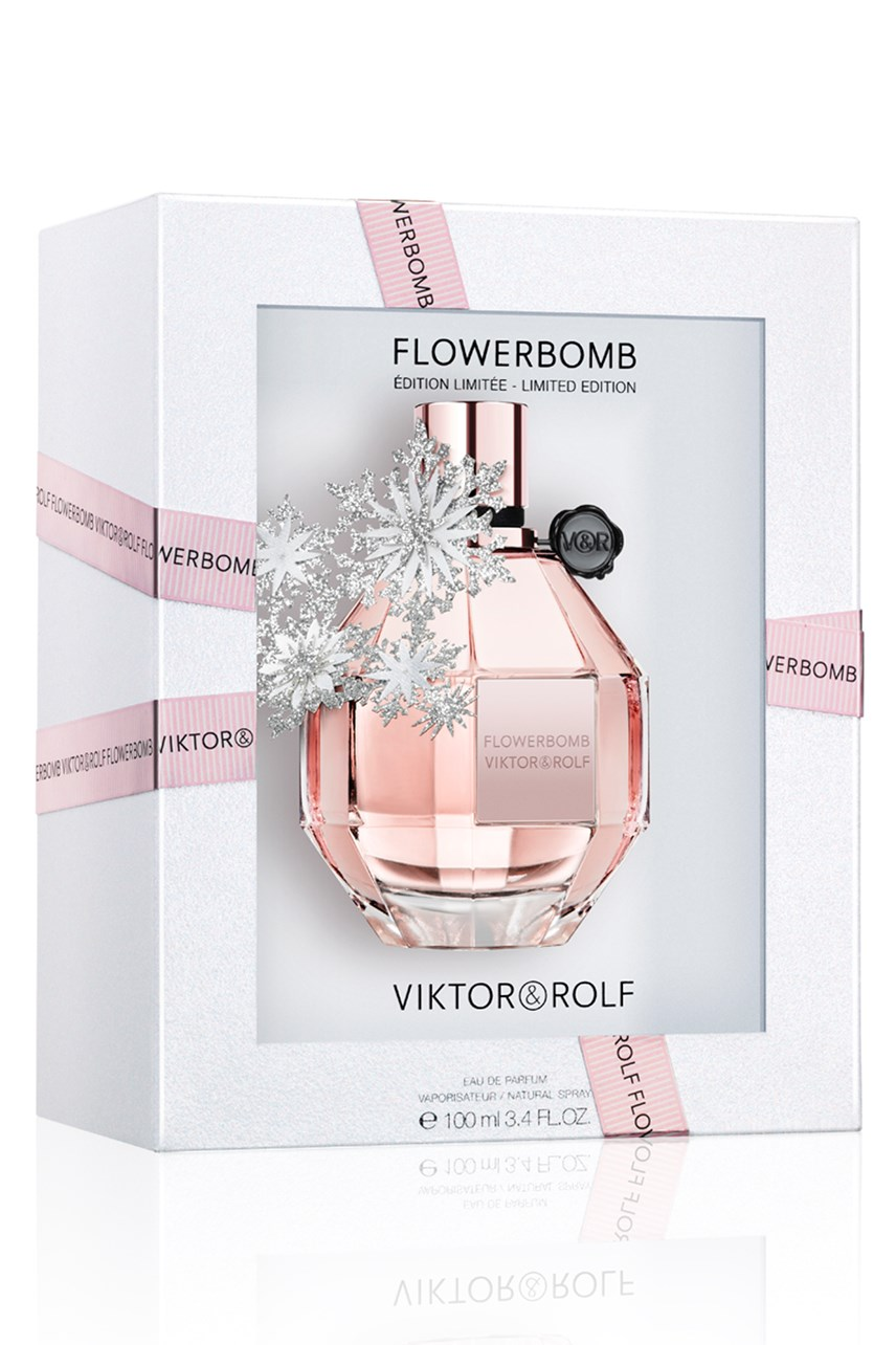 Flowerbomb 100ml Christmas Limited Edition