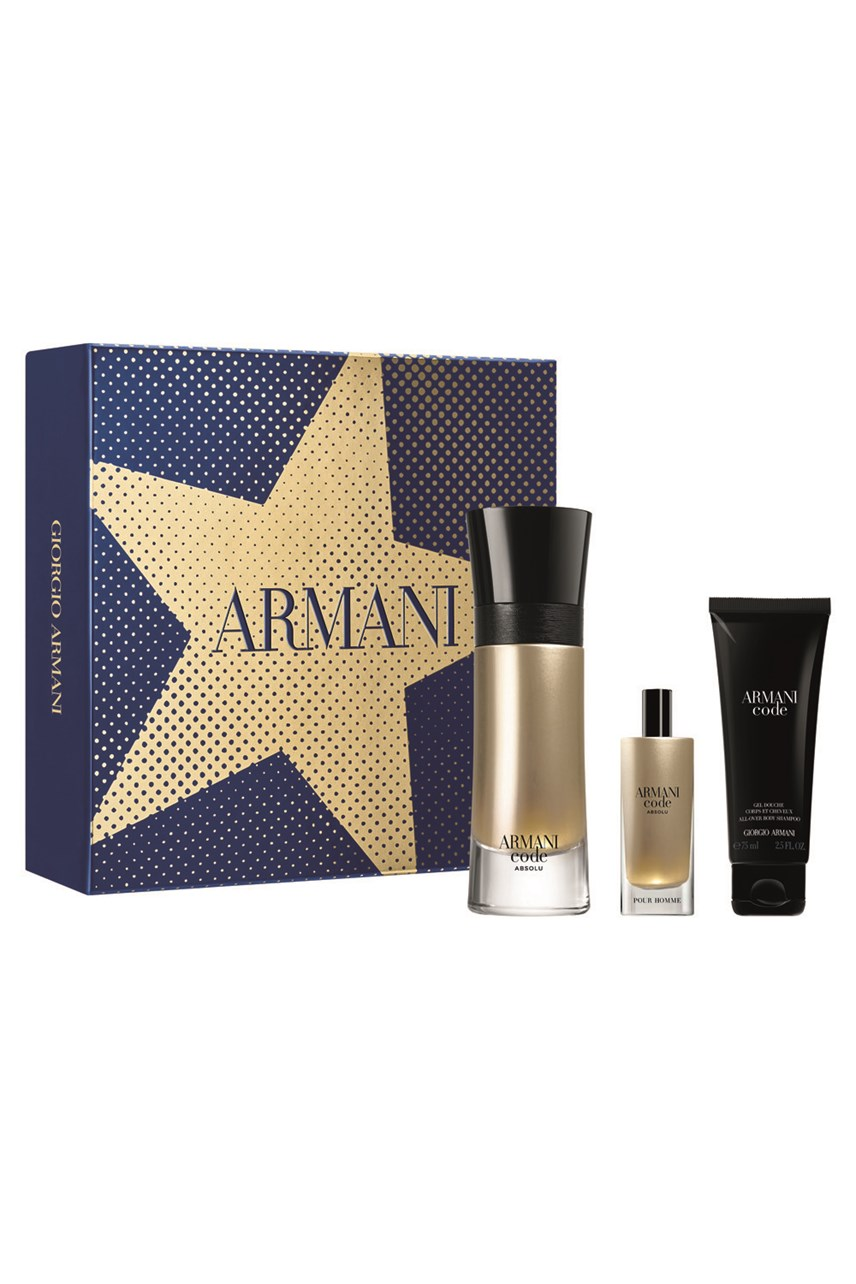 Armani Code Homme Absolu Christmas Set