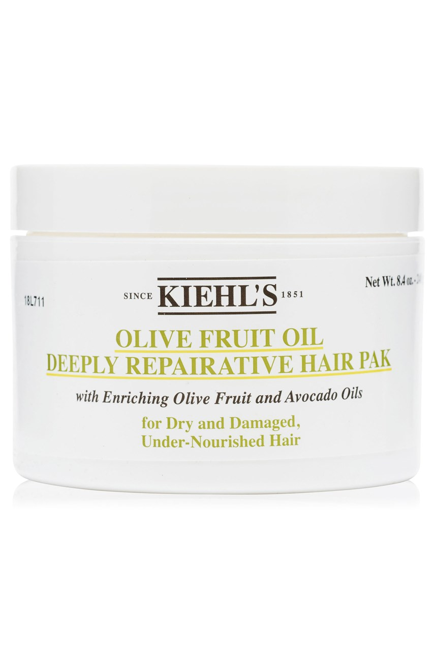 Olive Fruit Deeply Repairative Hair Pack