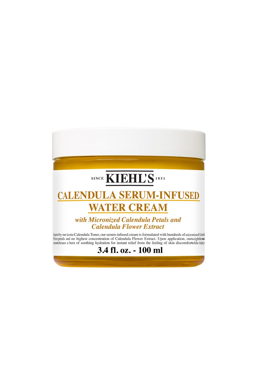 Calendula Serum-Infused Water Cream - 100ml