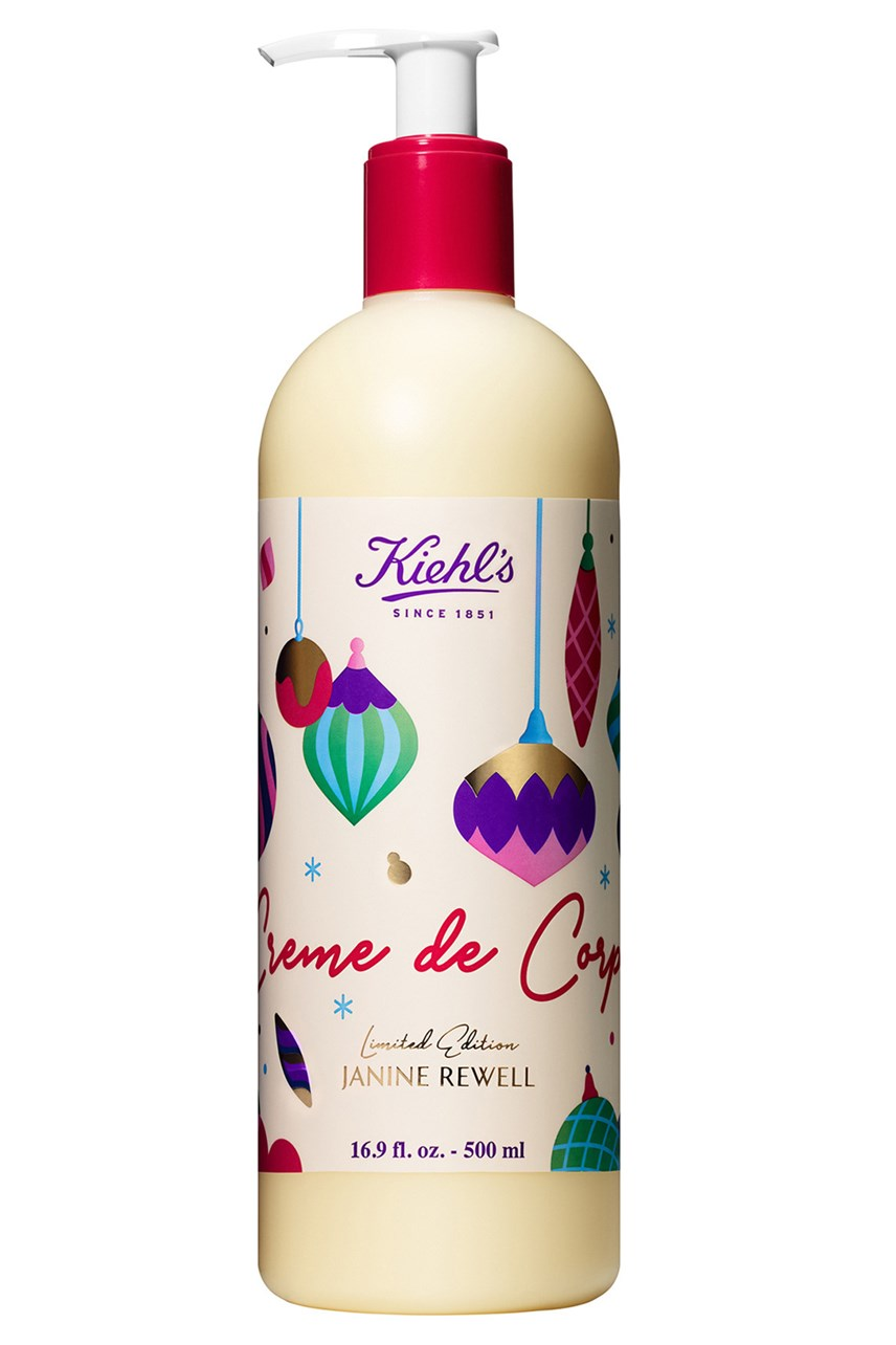 Holiday Limited Edition Crème de Corps Whipped Body Lotion 500ml