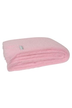 Windermere Mohair Throw CANDY FLOSS 1