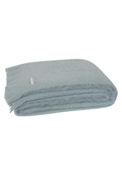 Windermere Mohair Throw GLACIER 1