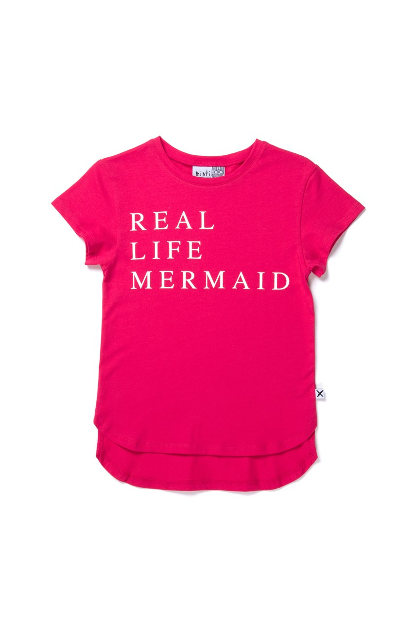 Real Life Mermaid Tee