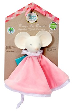 Meiya The Mouse Snuggly Puppet 1