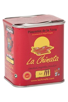 La Chinata Hot Paprika -