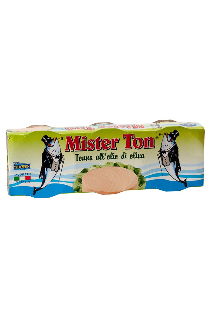 Mister Ton Tuna In Olive Oil
