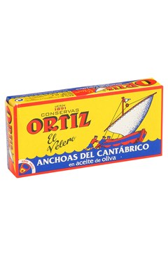 Ortiz Anchovies In Oil 1