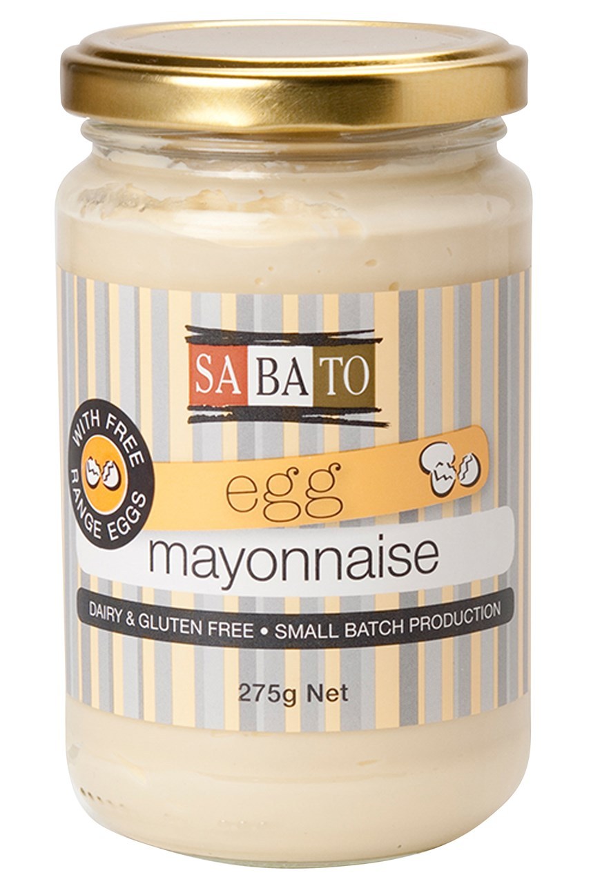 Sabato Egg Mayonnaise