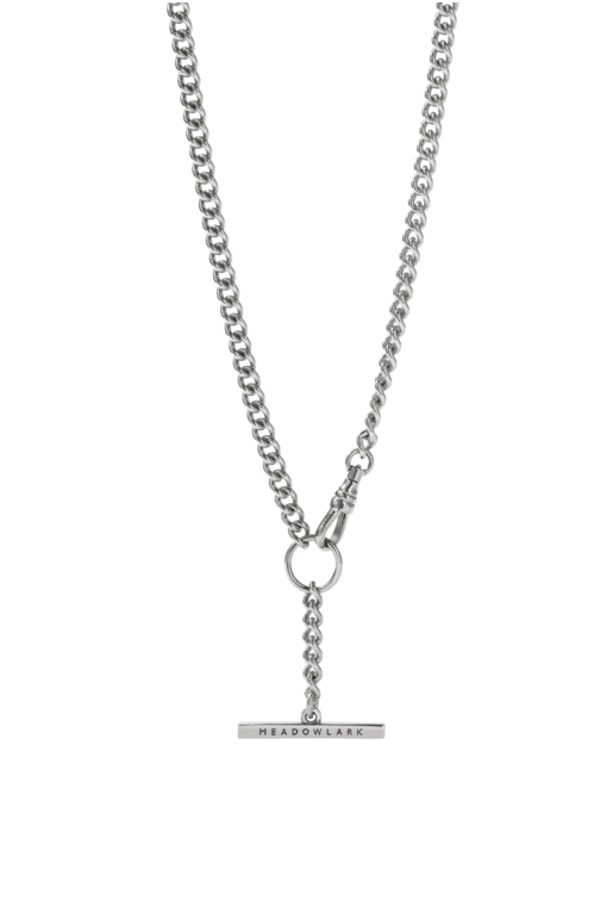 Halcyon Fob Chain Necklace