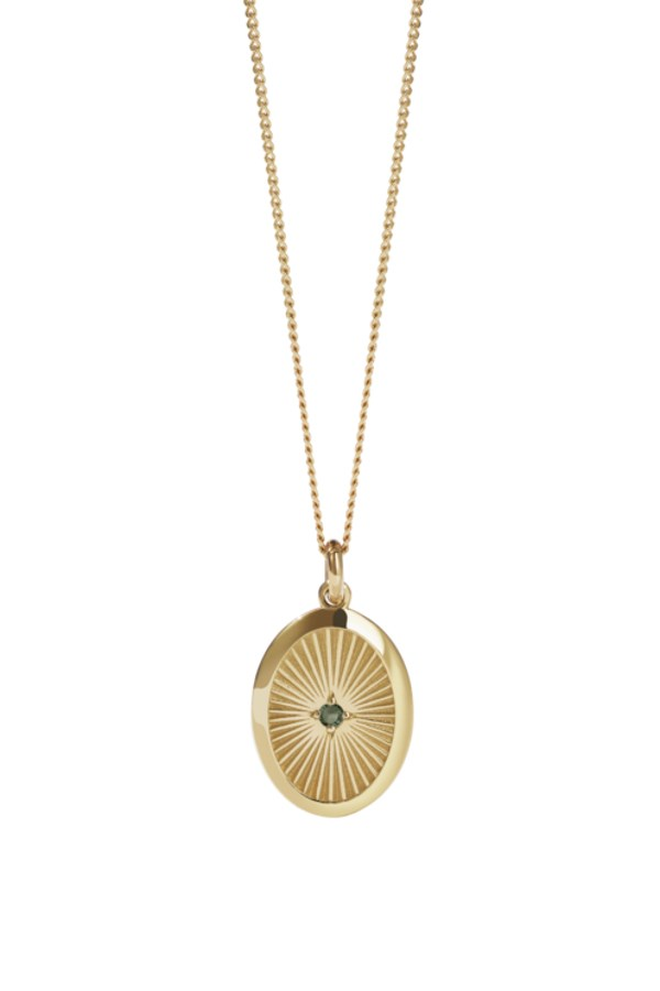 Halcyon Inez Pendant Necklace