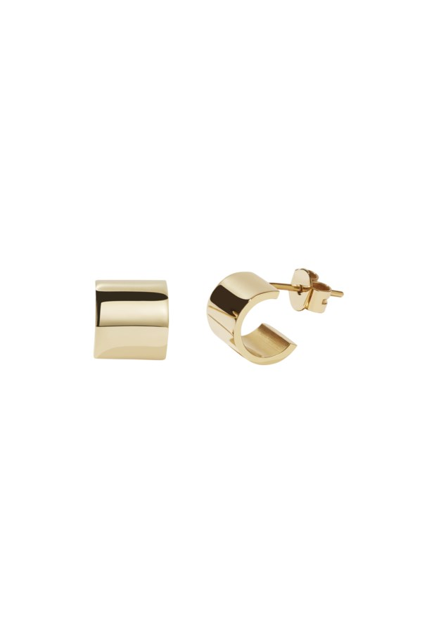 Halcyon Cuff Stud Earrings
