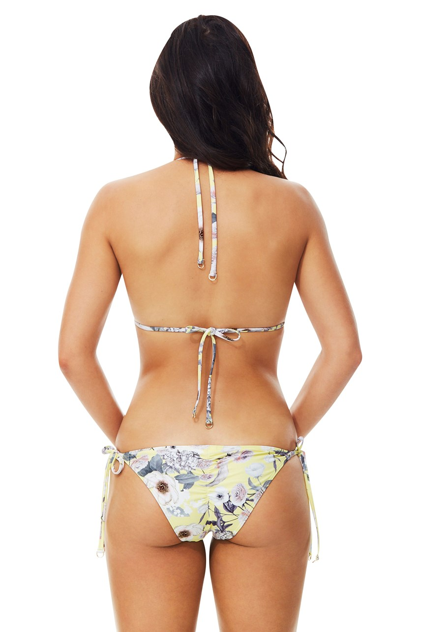 Fantasy Slim Side Tie Bikini Bottom
