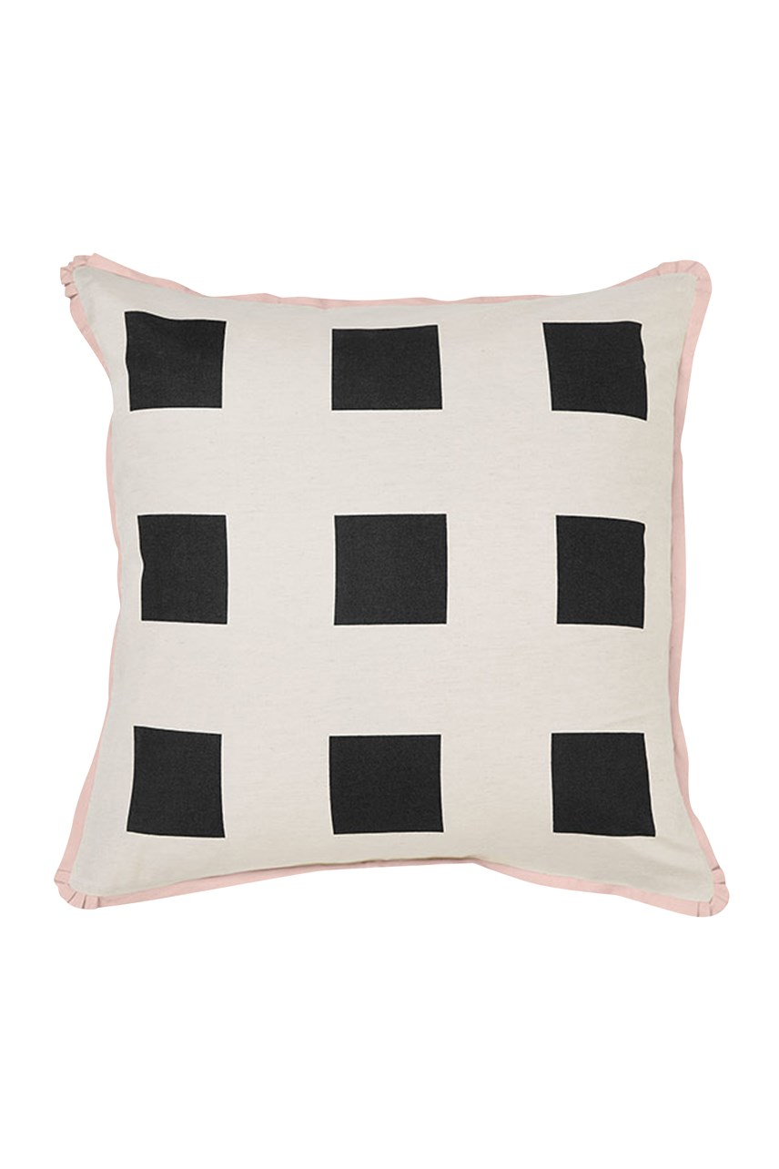 'Big Squares' European Pillowcase