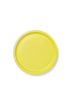 'Kali' Tapas Plate Set of 4 Yellow 1