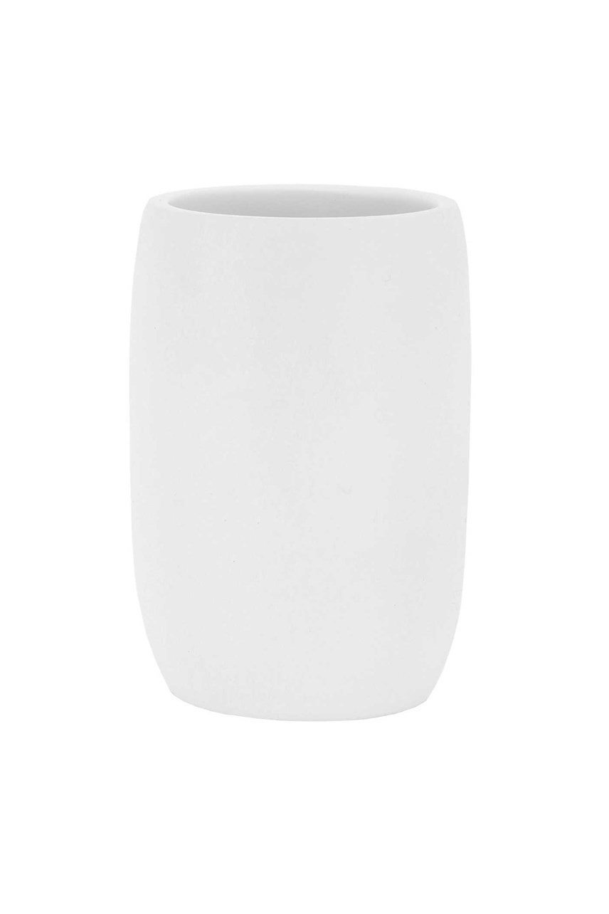 Water Cup - White