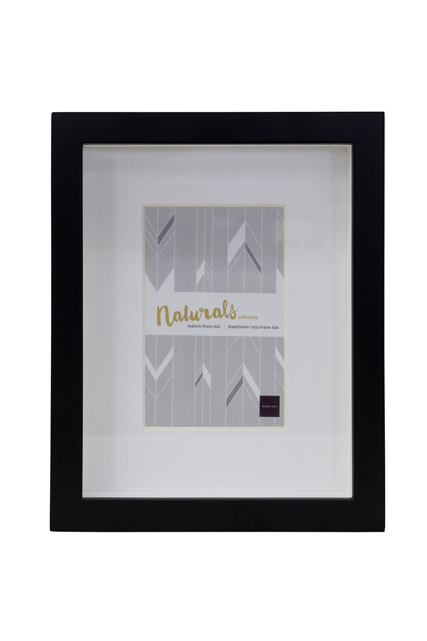 Naturals Collection 4x6in Photo Boxed Frame